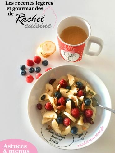 Ebook Les recettes légères et gourmandes de Rachel Cuisine