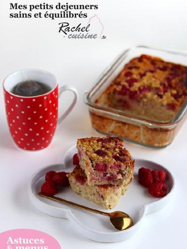 Photo couverture Ebook Rachel Cuisine : Mes petits déjeuners sains et équilibrés